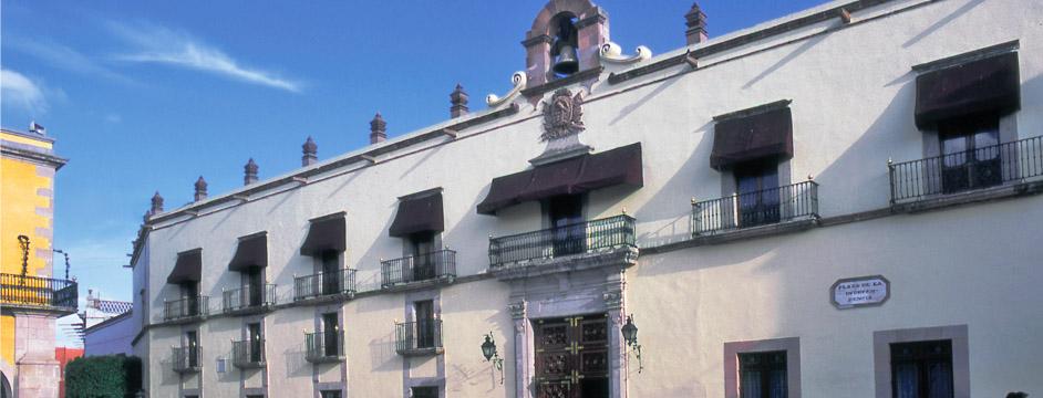 Casa del Corregimiento